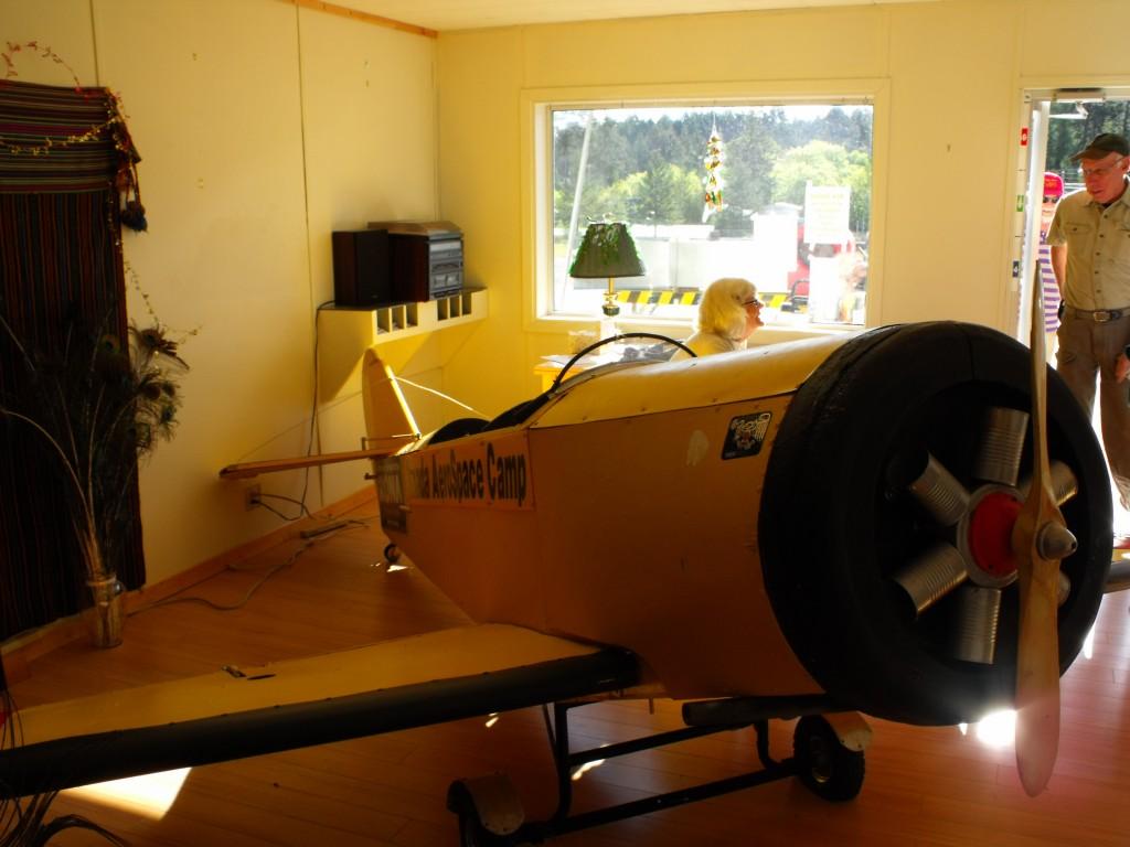 Seniors Aerospace Camp 2013 008