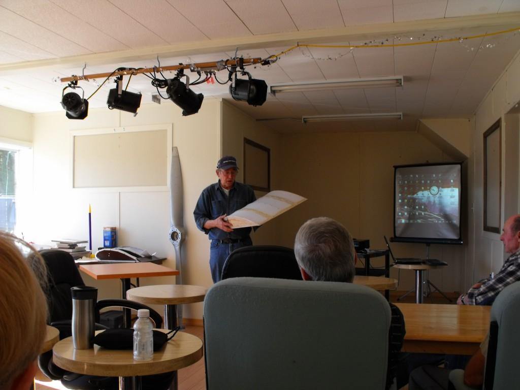 Seniors Aerospace Camp 2013 018